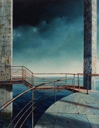 1992 Verdronken aarde VII
