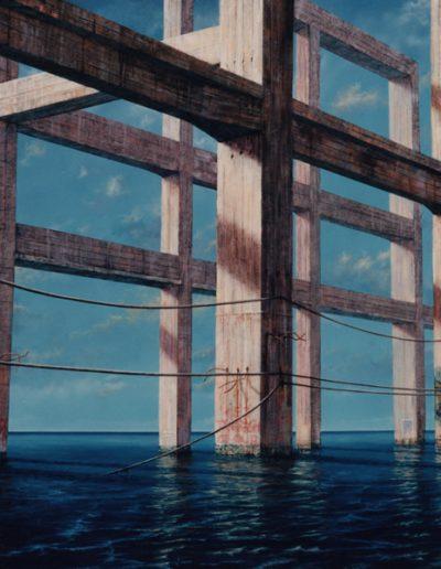 1994 Verdronken aarde XX