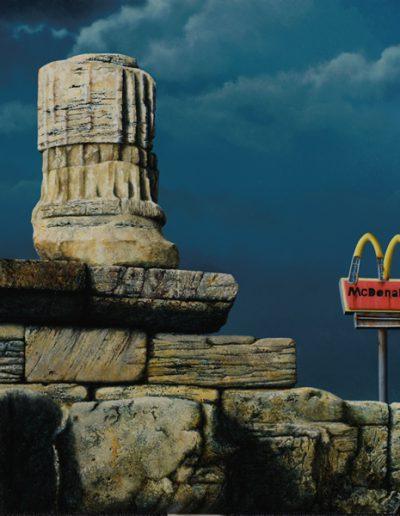 2009 McDonalds in Paestum