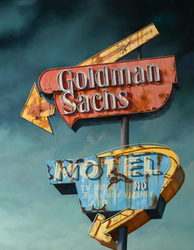 2015 Goldman Sachs the same it ever was